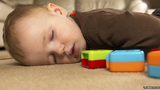 kid napping