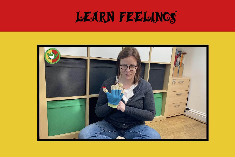 feelings button